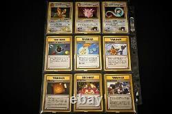 100% Complete Japanese Gym 2 Set Gym Heros 98/98 Pokemon Cards Nm+