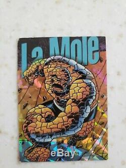 109 Marvel Comics Pepsi cards -1complete set plus Carnage, Mutant genesis, prisma