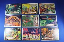 1957 Topps Space Cards COMPLETE 88 Card Set Good Condition