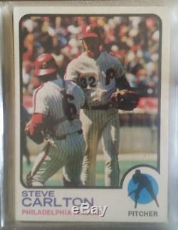 1973 Topps Baseball Complete Card Set 1-660 Mike Schmidt Rookie Aaron Clemente