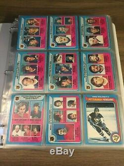 1979 80 OPC O-Pee-Chee complete set 396 Ex-Ex-Mt cards Gretzky Rc Rookie KSA 4
