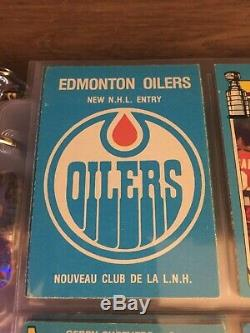 1979 80 OPC O-Pee-Chee complete set 396 ex-mt cards Gretzky Rc Rookie PSA 4
