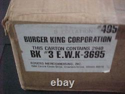 1980 Star Wars Burger King Complete Card Set Case 220 Sets