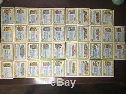 1985 Topps Garbage Pail Kids Series 1 Complete Set (Matte) 82 Card Set U