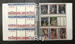 1987-88 Michael Jordan #59 Fleer Basketball Complete Card And Sticker Set