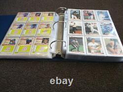 1992 Bowman BASEBALL COMPLETE 705 CARD SET Rivera, Piazza, Martinez, Jones RC's