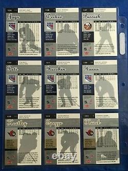 2005-06 Fleer Ultra Complete 271 Card Set (crosby/ovechkin Rookie) 48085