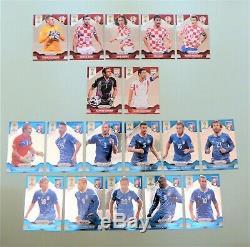 2014 Panini Prizm World Cup Complete Base Set 201 Cards Messi Ronaldo Neymar ++