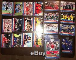 2018 Panini Instant World Cup Complete Set (300 Cards) 1-298 & special 299 & 300