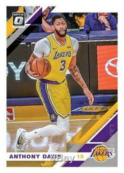 2019-2020 Donruss Optic Basketball Complete 200 Card Set Fanatics Exclusive