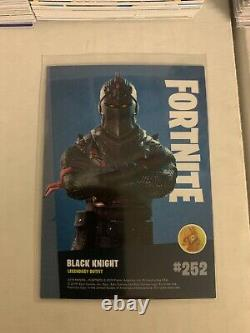 2019 Fortnite Cards Series One complete Base Set 1-300 Black Knight Epic Games