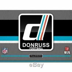 2020 Donruss Football Factory Set Presale Complete 400 Card Set
