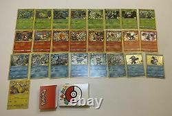 2021 McDonalds Pokemon 25th Anniversary Card Complete Holo Set! In Hand