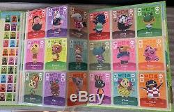 Animal Crossing Album Series 1 COMPLETE SET Amiibo 100 Cards Lot NA (USA)