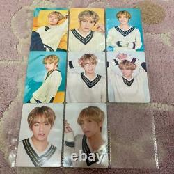 BTS V taehyung Happy Ever After HEA JAPAN OFFICIAL MINI PHOTO CARD Complete set
