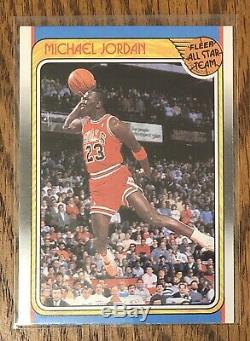 Both 1987-88 And 1988-89 fleer basketball complete card sets With Sticker Set