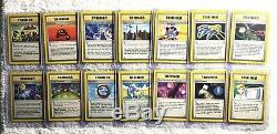 COMPLETE Pokemon NEO DESTINY Card Set 105/105 Collection