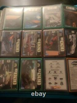 Complete Hot Wheels acceleracers Card Game Set