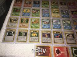Complete Neo Genesis Set Pokemon Cards 111/111 Exc/nm Top Loaded Great Value