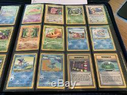 Complete Pokemon Neo Genesis Set 111/111 Cards