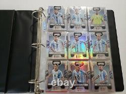 Complete Set 300 SILVER cards 2018 Panini Prizm WC 2018 Mbappe Messi Ronaldo