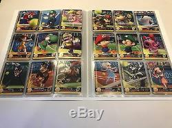Complete Set ALL 90 Mario Sports Superstars Amiibo Cards Collectors Album USA