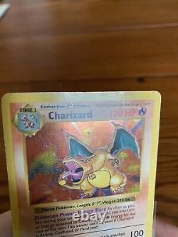 Complete Set Pokemon Base SHADOWLESS 102 Cards Charizard Blastoise Venusaur