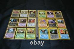Complete Set of Neo Discovery All 75/75 Pokemon Trading Cards TCG WOTC