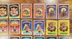 Garbage Pail Kids 1985 1st Series Complete Set (82 cards) GPK OS1 Set
