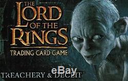 LotR TCG T&D Treachery and Deceit Complete non-foil set (140 Cards)