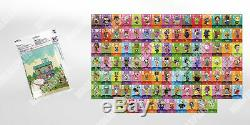 NEW Animal Crossing Amiibo Cards Complete Set Series 3 with Album (#201-300) US