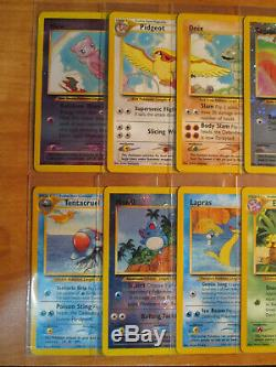 NM COMPLETE Pokemon SOUTHERN ISLANDS Card PROMO Set/18 Holo Collection Mew #151