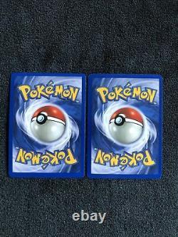 Near Complete Base Set 2 Pokemon Card Lot 128/130 Holo Rare NM-LP. No #2 or #4