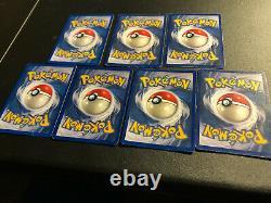 Near Complete Jungle Set Holo Pokemon Card Lot 14/64 cards LP! No Reserve