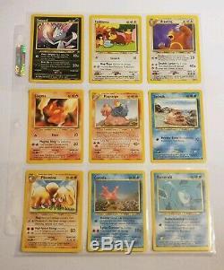 Pokemon 100% Complete 2nd Generation Set 151-251 Espeon Umbreon Lugia Cards