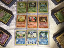 Pokemon 151 Set Complete 100% Original Classic Cards Base Fossil Jungle
