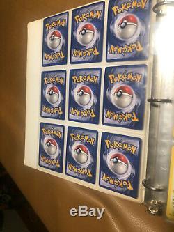 Pokemon Base Set 2 COMPLETE Card Set Lot 130/130 Charizard Blastoise LP NM