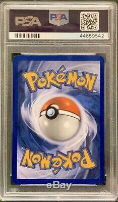 Pokemon Card 1999 COMPLETE Base Set 1st ALL 16 Holos PSA 9 MINT Graded Charizard