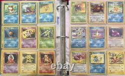 Pokemon Card 1st COMPLETE of ORIGINAL 151/150 (Base, Jungle, and Fossil Set)