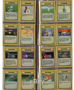 Pokemon Card Base Set 2 Complete 130/130 Charizard Blastoise Venusaur LP-(EX/NM)
