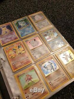 Pokemon Card Complete Base Set Bundle 102/102 WOTC
