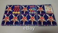 Pokemon Card Expansion Vending Series 1-3 Full Complete Set of 54 sheet Japan