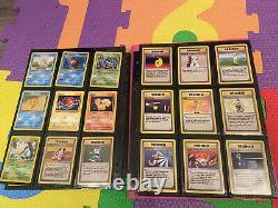 Pokemon Cards Base Set Complete 102/102 WOTC Charizard NM/MINT 1st Machamp