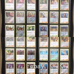 Pokemon Cards Hidden Fates Complete Master Set