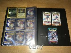 Pokemon Cards TEAM ROCKET 83/82 Complete Set MINT/NM (Pre EX GX Lv X)