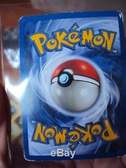 Pokemon Cards Unlimited 1999 Complete Base Set Holo Charizard, Blastoise