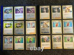 Pokemon Champion's Path 100% COMPLETE Master Set Every Card! 3 Charizards! MINT