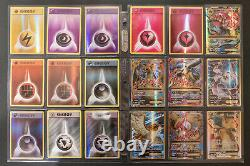 Pokemon Evolutions MASTER SET Complete All Cards Inc. Reverse Holo + Charizards
