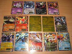 Pokemon Master Set Legendary Treasures Complete Set Mint All Cards + Promo's