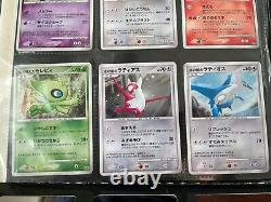 Pokemon Movie 10th anniversary Premium Card Collection Complete set DP Limited